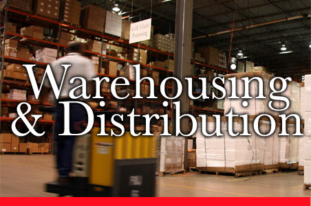 Warehousing & Distribution - Griffin & Company Logistics